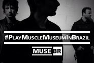 """Daqui a uma semana irá faltar apenas UM MÊS para o primeiro show do Muse em terras tupiniquins em 2015 !!@!111!!!!!!1!!!#! E no dia 22 de setembro, vamos relembrar nossa hashtag que chegou até a banda e lembrar da promessa feita pelo próprio Matt em seu Twitter! """"Thanks Sao Paolo for ur support tonight and singing for me.  Sorry we missed Muscle Museum. promise to come back next year and will play it."""" """"Obrigado São Paulo por seu apoio essa noite e por cantar para mim. Desculpa por não tocar Muscle Museum. Prometo voltar ano que vem e tocá-la."""" Durante todo o dia 22 de setembro iremos spamear no twitter a seguinte hashtag:  #PlayMuscleMuseumInBrazil  E pedimos para que todos nossos seguidores nos ajudem também tweetando e marcando os seguintes usuários no twitter:  @muse @domanderson666 (Tour Manager da Banda) @Nowherethomas (Amigo de infância que os acompanha) @CTWolstenholme  @MattBellamy @Dominic_Howard  #Muse #MuseDrones #DomHoward #ChrisWolstenholme #MattBellamy #Drones #TheGlobalist #Aftermath #Revolt #Defector #TheHandler #Reapers #Mercy #DeadInside #Psycho"""