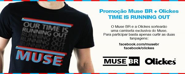 Promo MuseBR Olickes