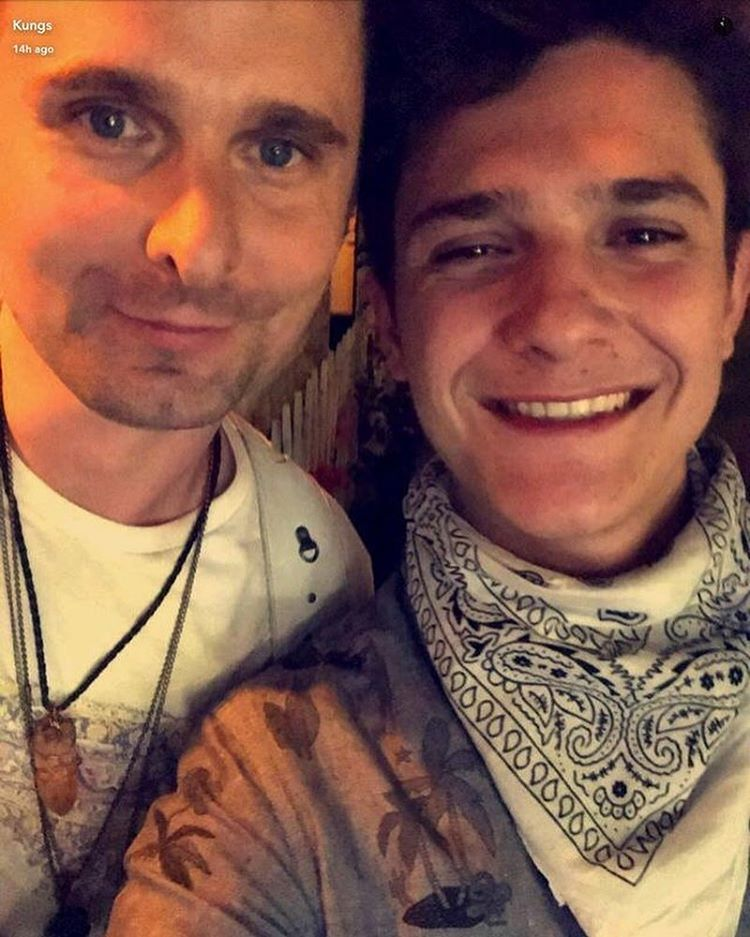 Via Snap kungsmusic Coachella!